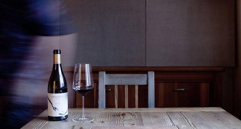 Zu Tisch im Weingut Andreas Gsellmann